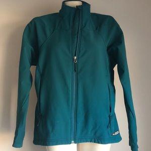 REI jacket water resistant inner warm Large